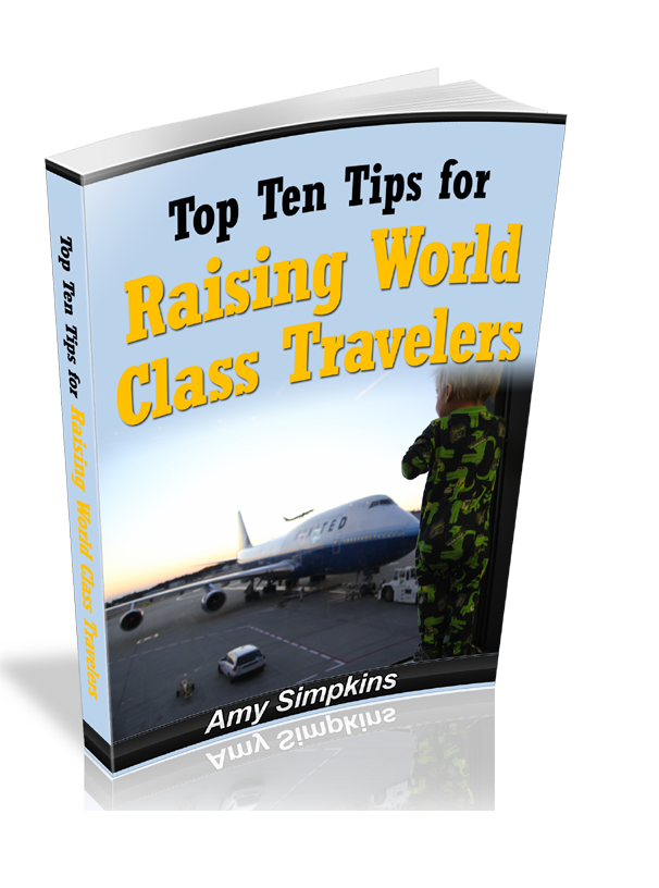 Raising World Class Travelers
