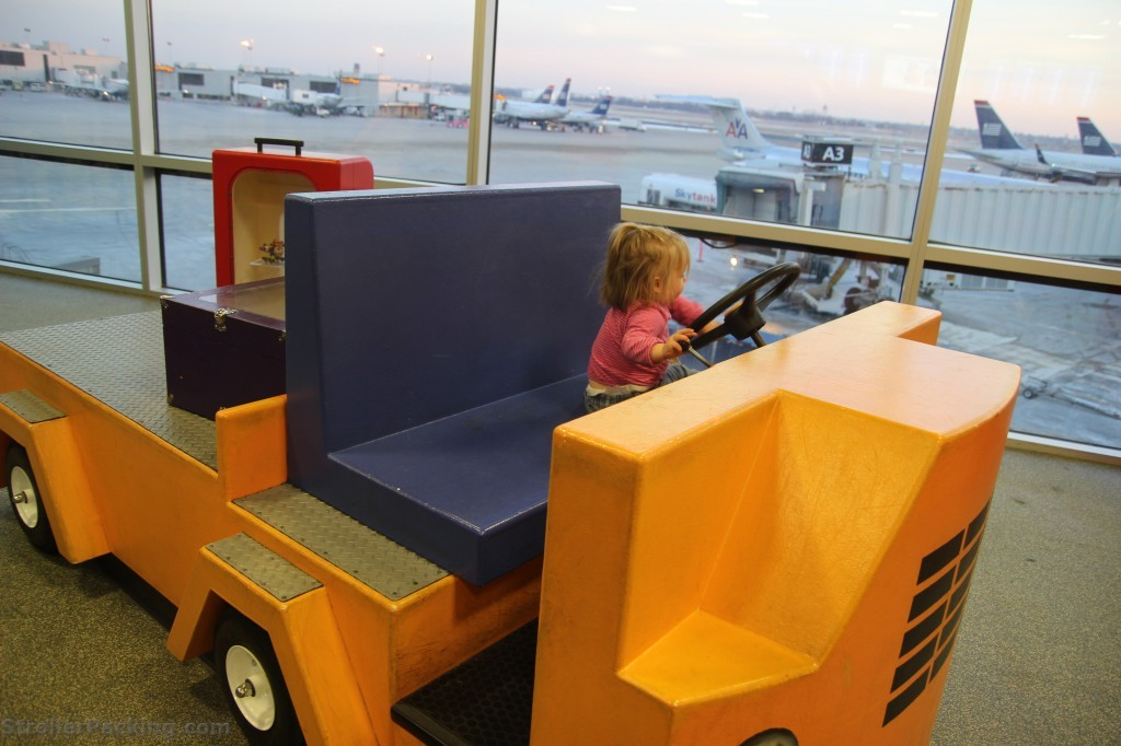 PHL Philadelphia Airport Playscape