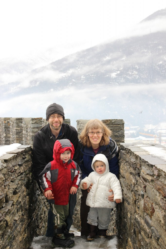 Bellinzona Family Travel