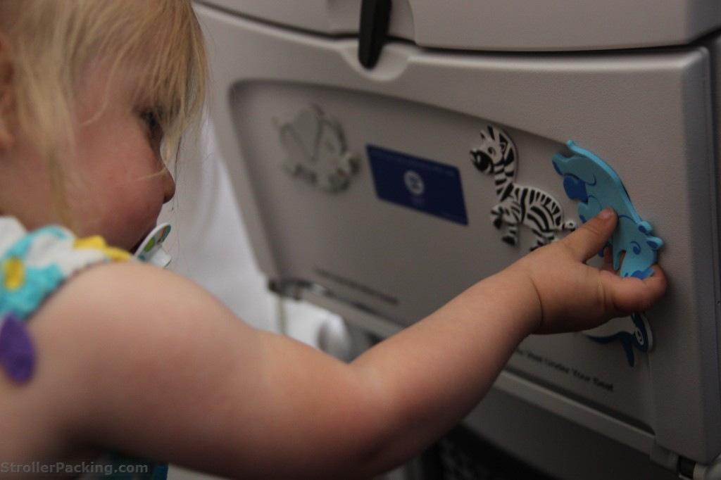 Cheap Toys for Travel: Foam Animals